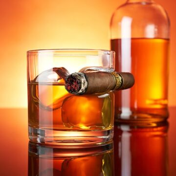 Crystal Cigar Glass by Viski®