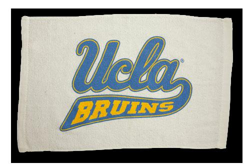 UCLA Beach Towel