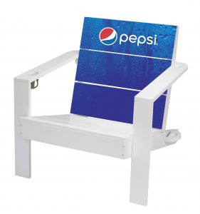 Rest assured, this low-profile chair will get you the best seat in the house for outdoor concerts and festivals