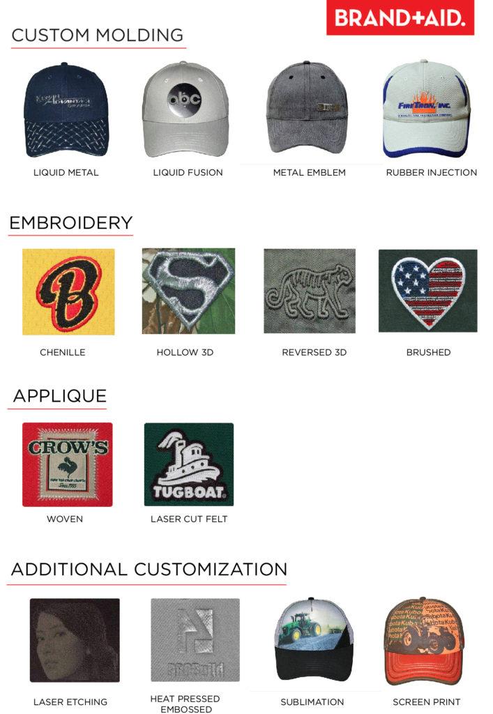 Brand+Aid_Decoration_Hats