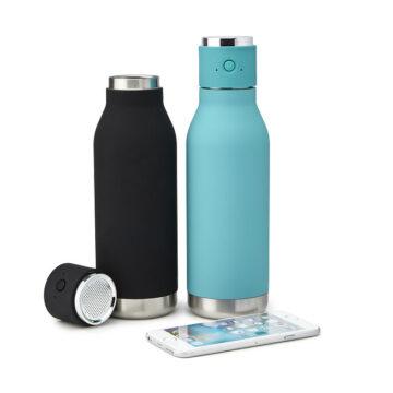 Bluetooth Speaker & Water Bottle