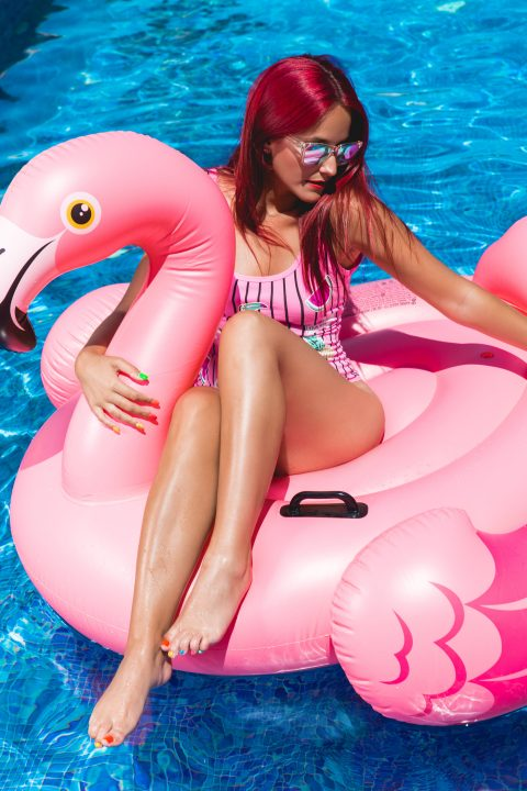 Brand Aid Summer Pool Party Ideas